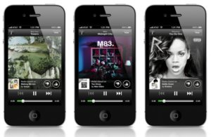 Spotify per iPhone e Android
